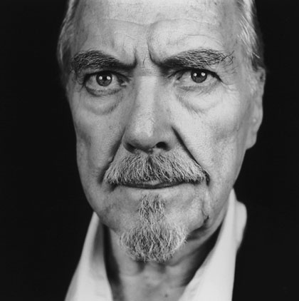 If you don't have a leg to stand on, you can't put your foot down. - Robert Altman
