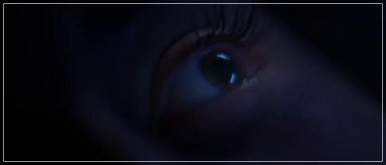 Sleep paralysis eye